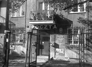 Warszawa (2012) Poczta na Saskiej Kępie