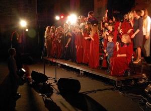 Koncert muzyki gospel (2017)