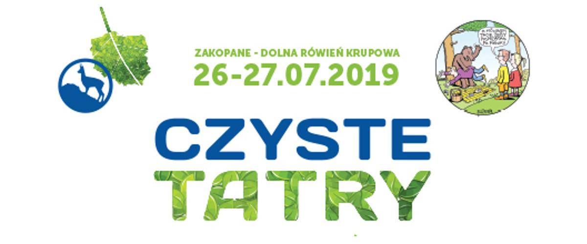 9 lipca 2019 Koncert Afromental i mnóstwo atrakcji podczas ósmego finału Czyste Tatry 2019