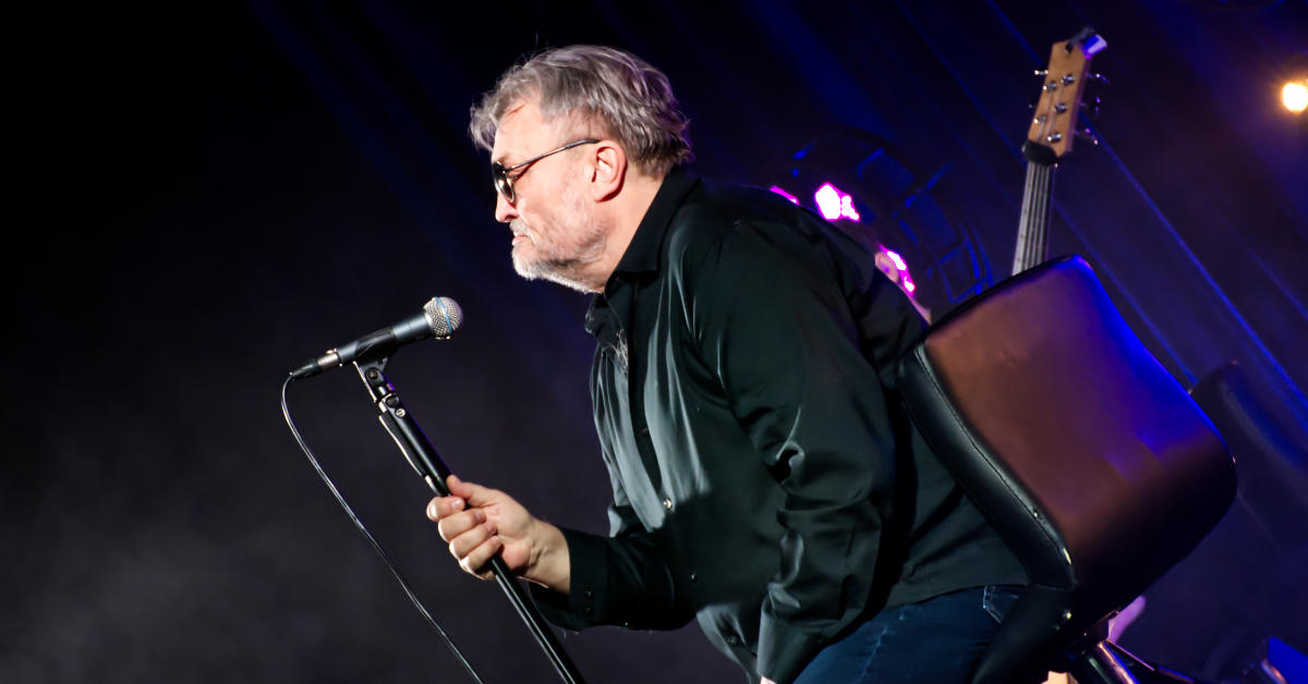 Krzysztof Cugowski z Zespołem Mistrzów, koncert w Krakowie